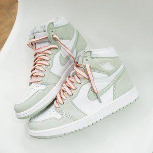 "⚡️⚡️⚡️Nike Air Jordan 1High OG""seafoam""Matcha green Aqua"
